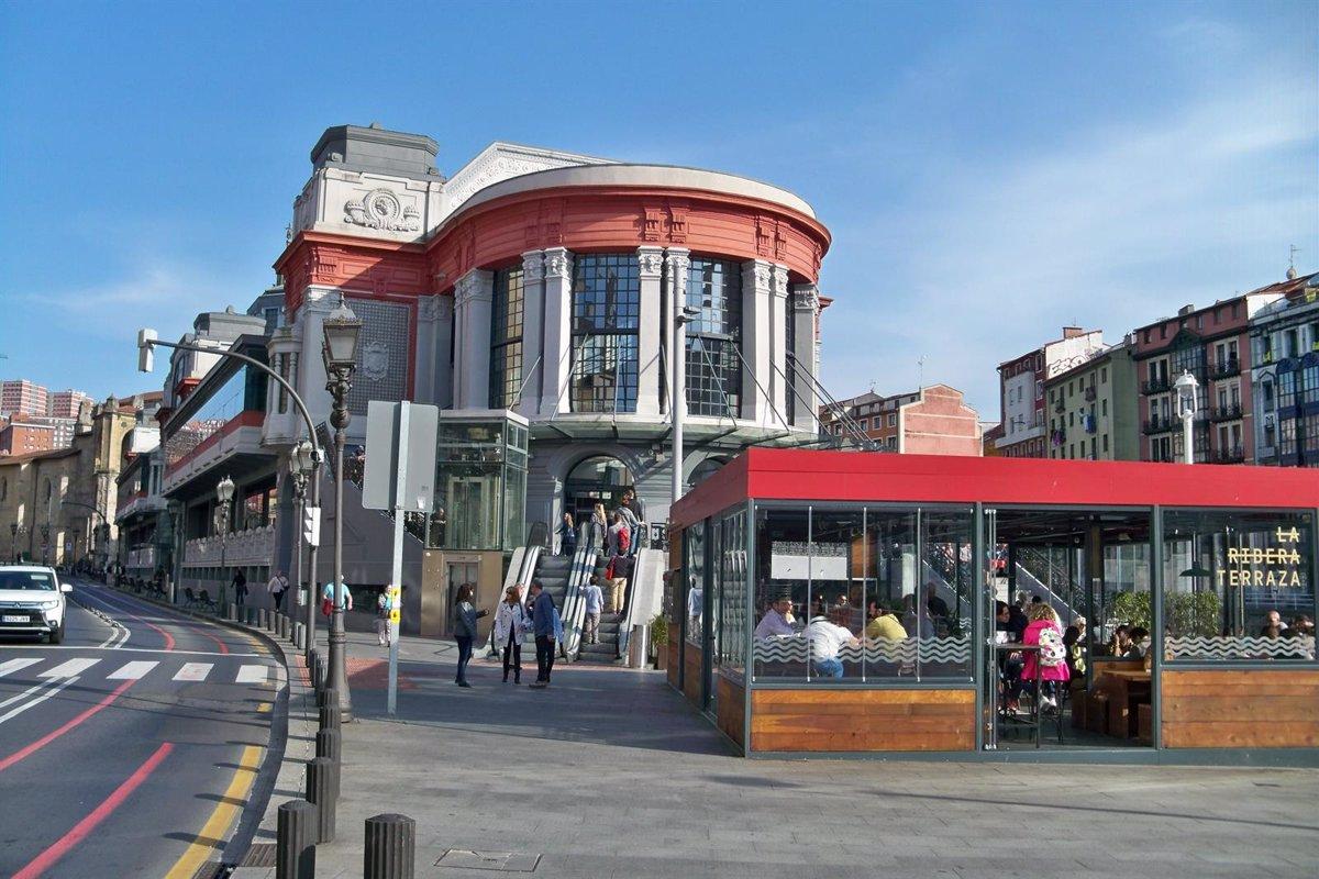 Los Mercados Municipales De Bilbao Estrenan Horario Estival