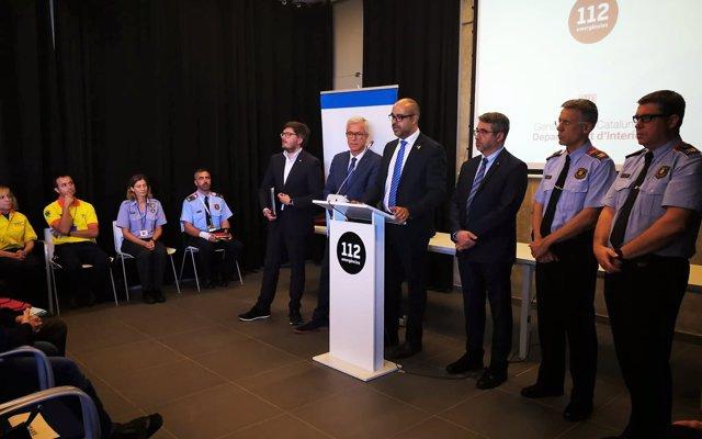 Los Juegos Mediterráneos de Tarragona movilizarán 5.400 efectivos de seguridad y emergencias