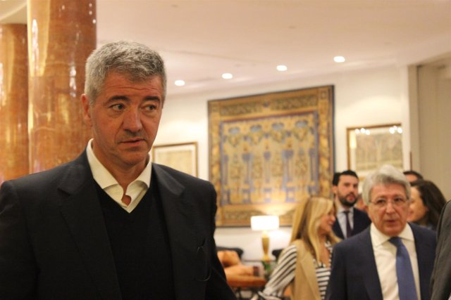 Miguel Ángel Gil Marín (Consejero Delegado Atlético de Madrid)