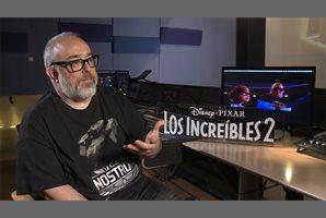 Alex de la Iglesia pone voz al villano de 'Los Increíbles 2'