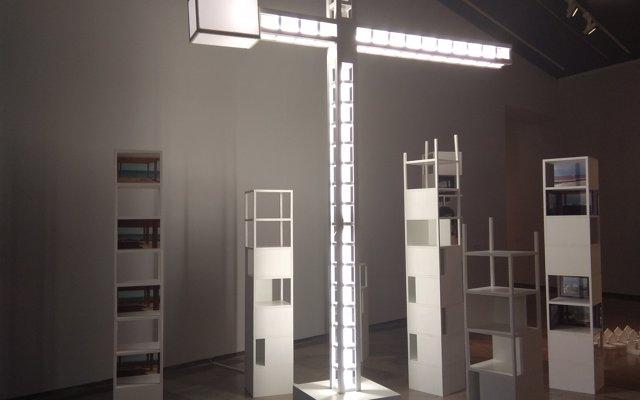 El Centre del Carme exhibeix les primeres 33 obres d'art comprades per la Generalitat com a 'llegat de futur'