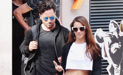David Bustamante y Yana Olina, en la piel de los protagonistas de Dirty Dancing