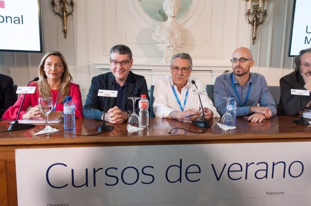 El ex ministro de Energía, Agenda Digital y Turismo, Álvaro Nadal