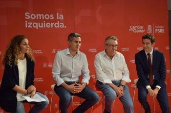 Foto: El PSOE reivindica los primeros días del Gobierno de Sánchez