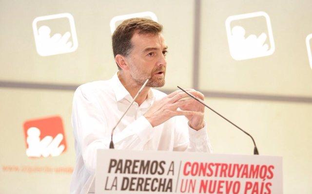 IULV-CA ve una 'mala noticia' la 'incoherencia' de Pedro Sánchez al suspender el acuerdo de financiación autonómica