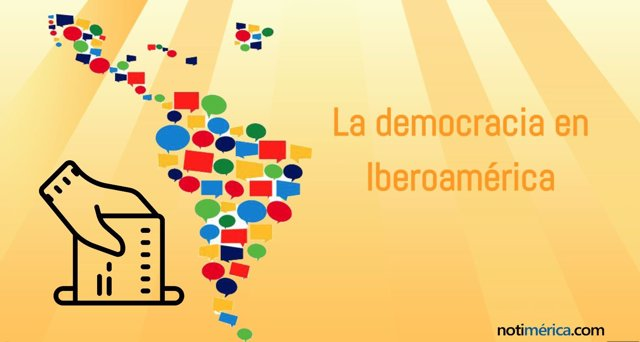 La democracia en Iberoamérica