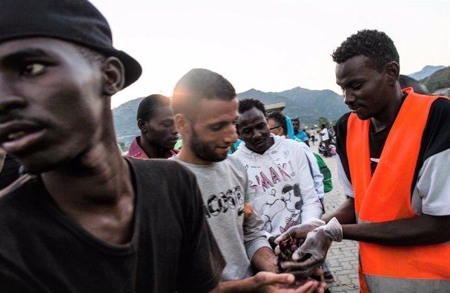 Proyectos de acogida a migrantes