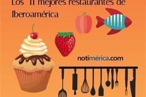 11 restaurantes iberoamericanos entre los 100 mejores del mundo