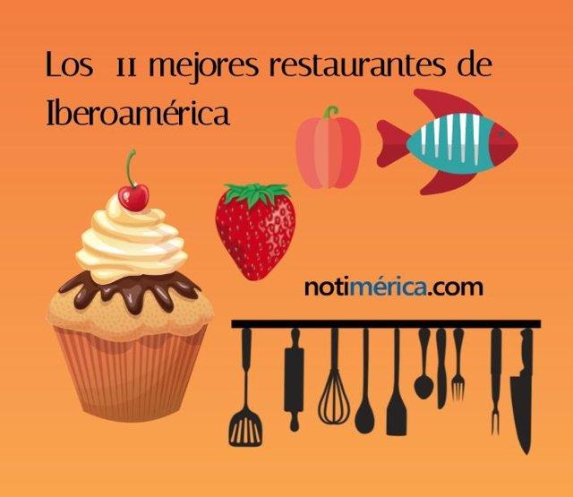 Los 11 mejores restaurantes de Iberoamérica