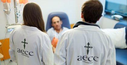 La AECC atendió en 2017 a 430.000 personas e invirtió 13,2 millones de euros en investigación
