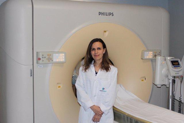 Doctora María José Calero