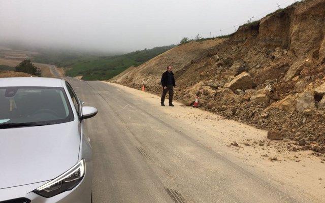 La Diputación de Teruel reparará los desperfectos por las tormentas en la carretera de acceso a Valdelinares