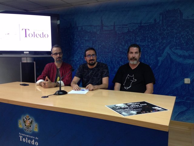 Presentación de la Noche de San Juan de Toledo