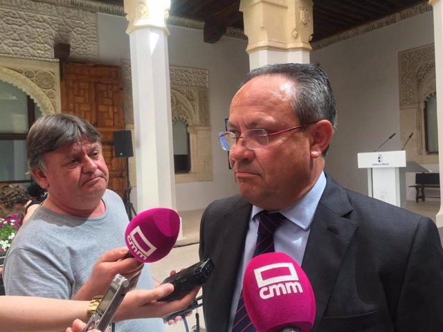 Consejero de Hacienda, Juan Alfonso Ruiz Molina