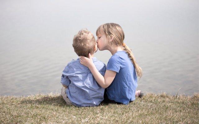 Lo que la genética puede decir sobre la empatía de los pequeños