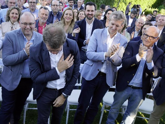Alberto Núñez Feijóo anuncia que no será candidato a presidir el PP