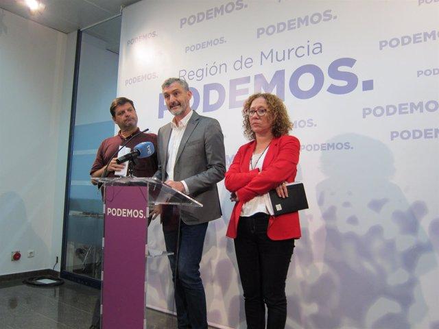 Pedreño, Urralburu y Morales