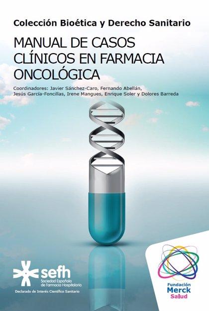 La Fundación Merck Salud lanza un manual que destaca el papel de los farmacéuticos hospitalarios en pacientes con cáncer