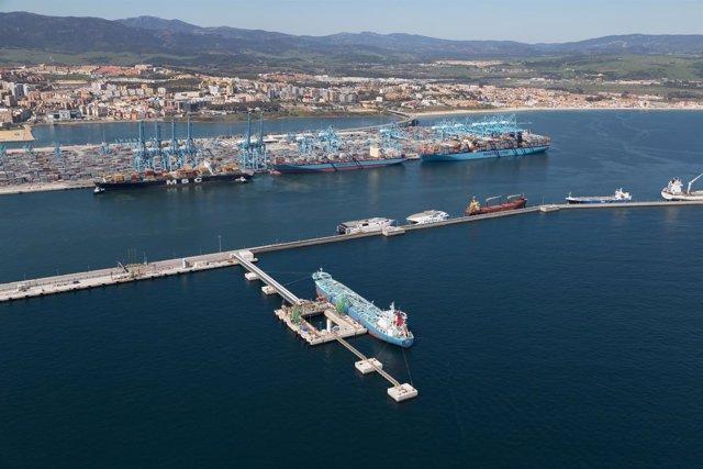 El Puerto De Algeciras Registra En Mayo La Mayor Actividad De Su