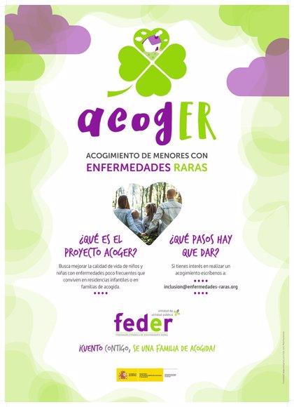 El Proyecto AcogER de FEDER estrena nueva imagen y forma a más de 145 profesionales en el primer semestre del año
