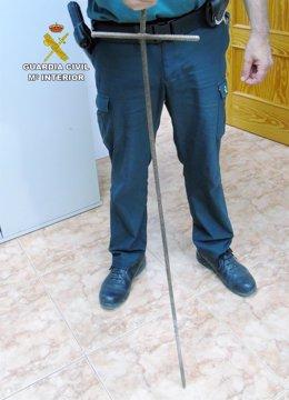 Guardia Civil detiene a los presuntos autores de dos asaltos en viviendas
