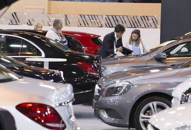 Sevilla vende los vehículos más caros.