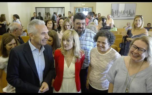 La Junta de Andalucía llama a recuperar la memoria democrática con una perspectiva de género