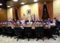 LA JUNTA PEDIRA UNA REUNION URGENTE DEL GRUPO DE TRABAJO SOBRE FINANCIACION PARA REAFIRMAR SU ACUERDO