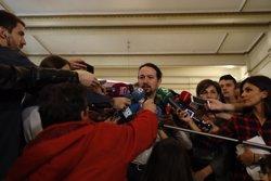 IGLESIAS QUIERE QUE BORRELL MANIFIESTE SUS CRITICAS ACERCA DE LAS POLITICAS MIGRATORIAS DE TRUMP