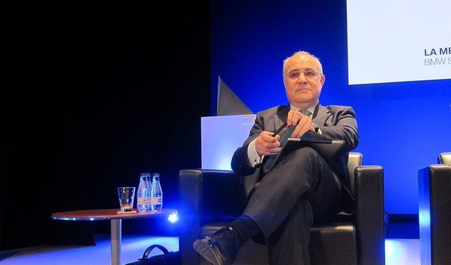 Pablo Llarena en el Liceo de Salamanca