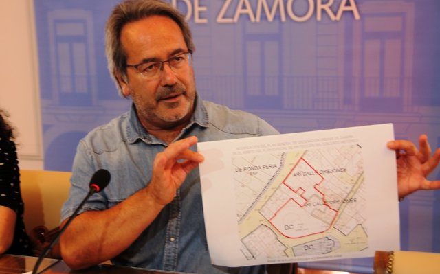 Modificación del PECH para ampliar el Museo de Semana Santa de Zamora
