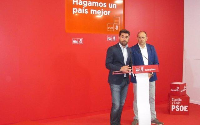 PSOE pide a la Junta que active el operativo contra incendios ya que el peligro 'es tangible'