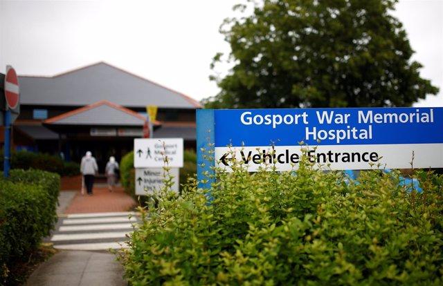 Hospital de Gosport investigado por sus protocolos médicos