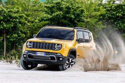El Jeep Renegade, con nuevos motores turbo de gasolina, llegará a los concesionarios en septiembre