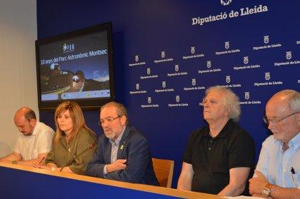 El Parc Astronòmic del Montsec (Lleida) genera un impacto anual de 2,5 millones en el territorio