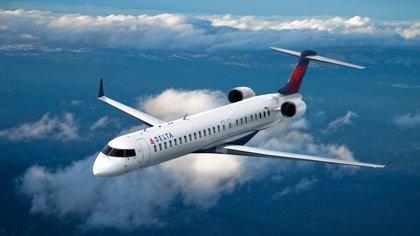 Delta compra a Bombardier 20 aviones CRJ900