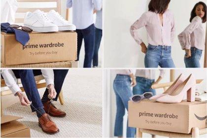 Amazon permite en Estados Unidos probar la ropa en casa antes de comprarla