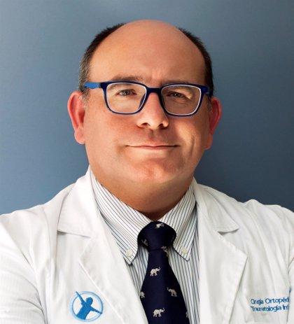 El doctor David M. Farrington, nuevo presidente de la Sociedad Española de Ortopedia Pediátrica