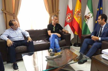 El ex árbitro David Fernández Borbalán será Hijo Predilecto de la Ciudad de Almería