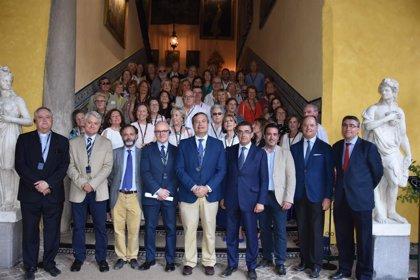 El Palacio de las Dueñas en Sevilla acoge a la 'Vniversitas Senioribus CEU Andalucía'