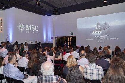MSC Cruceros prevé triplicar su número de pasajeros en 2026