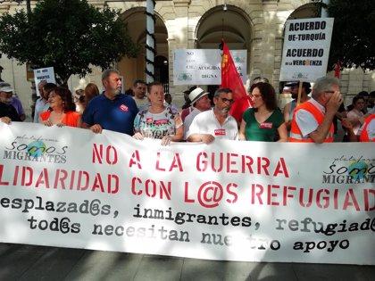 Concentraciones este miércoles en Granada, Sevilla y Córdoba conmemoran el Día de las Personas Refugiadas