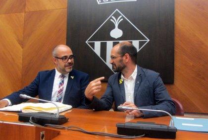 Buch destaca la colaboración entre cuerpos ante el descenso de delitos en Sabadell