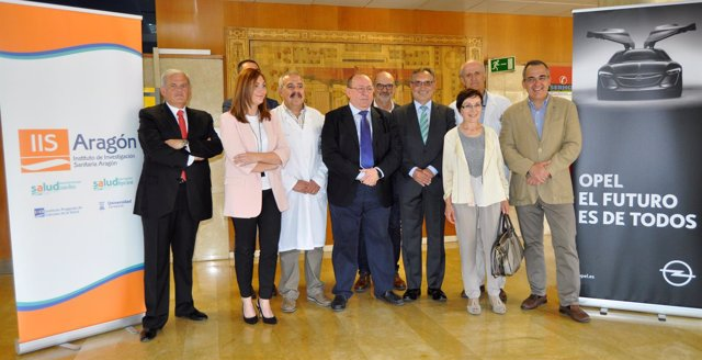 Opel España ha colaborado con el Salud en el programa Antorcha.