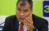 """Foto: Correa permanecerá en Bélgica hasta que se den """"garantías explícitas"""" para su defensa legal"""