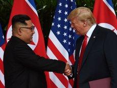 Els EUA localitzen el centre de proves nuclears que Kim va prometre destruir en el marc de la seva trobada amb Trump (REUTERS)