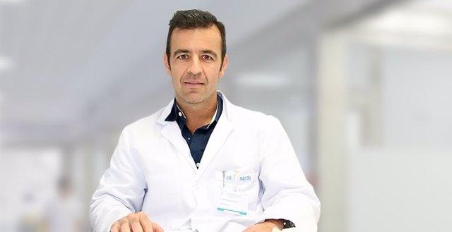 El traumatólogo Alberto Marqués, que ha diseñado Almara