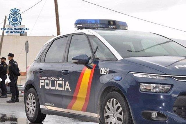 Efectivos de la Policía Nacional