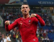 Un Cristiano de rècord fa fora el Marroc del Mundial (REUTERS)
