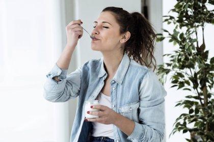Yogur, el distintivo de una dieta y un estilo de vida saludable